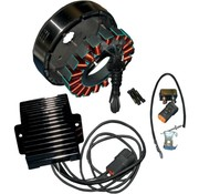 Cycle Electric 3 - Phasen 50A Lade Kits - verschiedene Modelle HD 89-16