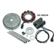 Cycle Electric kits de recarga Altenator - varios modelos HD 84 -03 - de montaje de accesorios eléctricos necesitan aumentos de amperaje