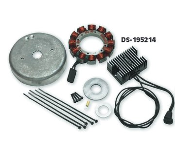 Cycle Electric Altenator Ladesätze - verschiedene Modelle HD 84 -03 - für elektrische Nebenverbraucher muss erhöht Stromstärke