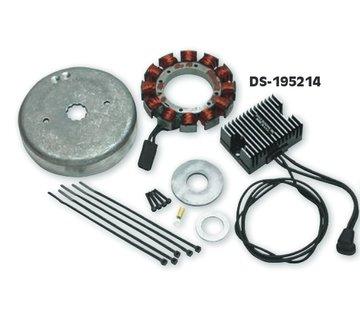 Cycle Electric Altenatorkits opladen - HD 84-03 - voor het toevoegen van elektrische accessoires heeft een hogere stroomsterkte nodig