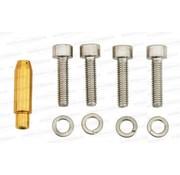 CV PERFORMANCE Carburetor accelerator pump nozzle