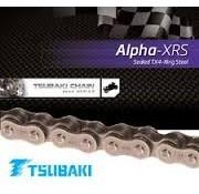 Tsubaki 530 XRS ALPHA Cadenas 0-ring traseras