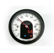 Motogadget Motoscope pequeña 49mm velocímetro analógico