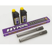 Hyperpro front fork link system suspension springs