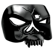 Kuryakyn Zombie-Rücklichtabdeckung - schwarz