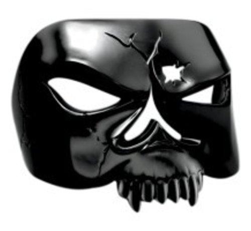Kuryakyn Harley Davidson achterlicht zombiedeksel - zwart