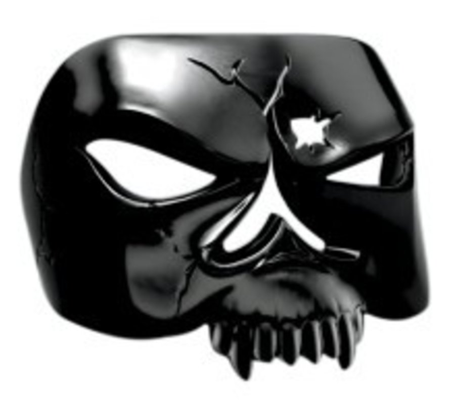 Harley Davidson achterlicht zombiedeksel - zwart