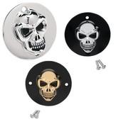 Point cover 3-d skull