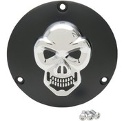 primary derby cover  skull black for 70-13 Twincam