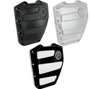 TC-Choppers Engine cam cover - scallop for 01-13 Twincam motors