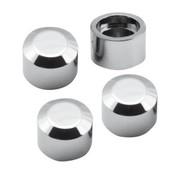 S&S Motorkopboutafdekkingen - magnetisch voor alle S & S-motoren