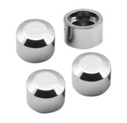 S&S Zylinderkopfabdeckungen - Magnet