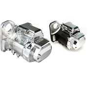 Jims transmission 6-speed overdrive - polished or black for 91-99 Softail (JIMS®CASE)