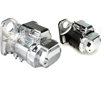 Jims 6-Gang-Overdrive-Getriebe - poliert oder schwarz