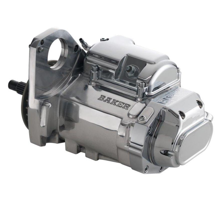 Harley Davidson 6-Gang-Getriebe - Clear, Schwarz oder poliert