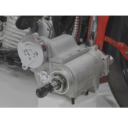 Wyatt Gatling Réplique transmission 4 vitesses est entièrement assemblé.