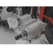 Wyatt Gatling transmission replica 4-speed is fully assembled. Fits:> FL 1936-1964