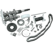 Baker transmission direct drive 6-speed gear set kits
