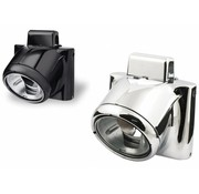 MCS headlight  housing kit - Chrome or Black - 1986-2017