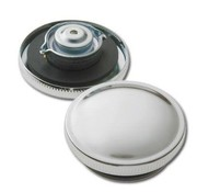 TC-Choppers gas tank gas cap set - Chrome Fits: > Bigtwin and Sportster 1965-1972