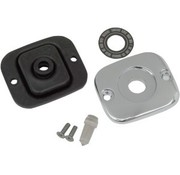 Engine  front master cylinder cover for ALL 96-09 Big Twin and 96-03 Sportster XL (EXC. 08-09 Touring)