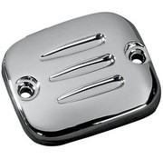 Engine  front master cylinder cover - groove for ALL 96-09 Big Twin and 96-03 Sportster XL (EXC. 08-09 Touring)
