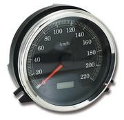 benzine tank standaard stijl speedo 1996-2003 Softail