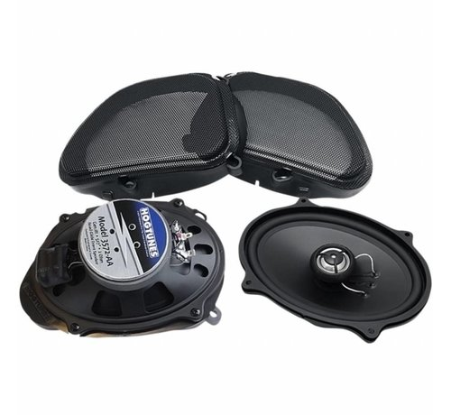 Hogtunes audio Generation 3 Luidsprekerset FLTR 5X7 inch 100 Watt