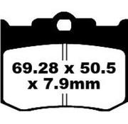 rem PM aftermarket - 4 zuigers 137 x 4B (2006)