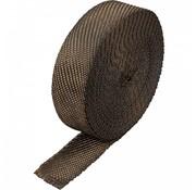 """2 """"de 50 pies de titanio basalto de escape de culata Heat Pipe Racing Wrap"""