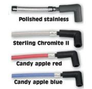 Magnum trenzadas cables de las bujías - varios colores