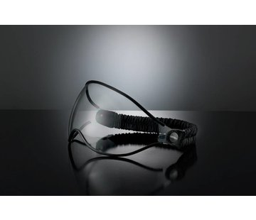 DMD visor small, clear