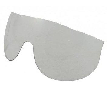Bandit visors - push-fit, Clear