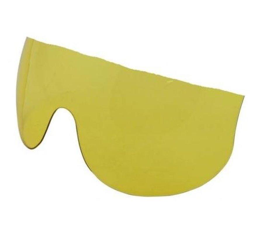 Harley Davidson visors - push-fit, Yellow