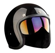 Bandit helmet visors - push-fit Iridium