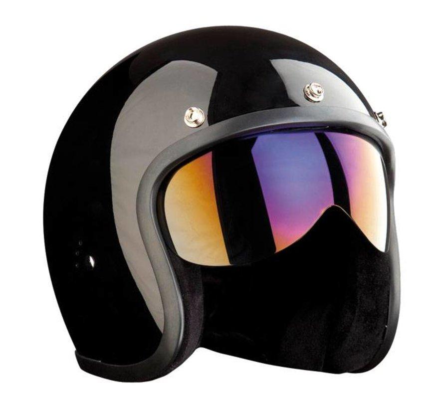 Harley Davidson visors - push-fit, Iridium