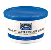 Bel-Ray waterproof grease cartridge or can