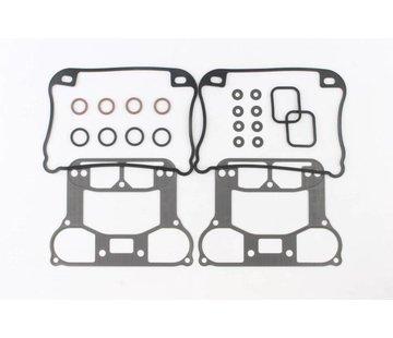 Cometic pakkingen en afdichtingen Extreme Sealing Rocker Cover Pakkingset - voor 04-06 Sportster XL