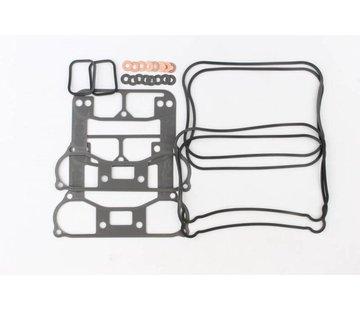 Cometic Sellado del eje de balancín de la cubierta extrema junta set - Para Sportster XL 86-90