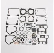Cometic Extreme Sealing Motor Joint jeu - Pour 92-99 EVO Big Twin (joint moteur / kit d'étanchéité uniquement)