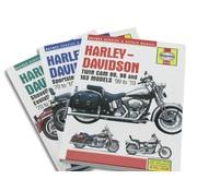 Haynes Onderhoudsboekjes Doe-Het-Zelf Handleidingen Geschikt voor: > 70-13 Sportster