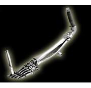 Pied squelettique