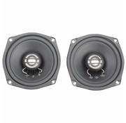 Hogtunes Kit haut-parleur 5,25 pouces 2 Ohm, 06-13 Touring Ultra
