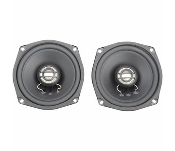 Hogtunes audio luidsprekerset 5,25 inch 2 ohm 06-13 Touring achterzijde FLH / FLT Ultra