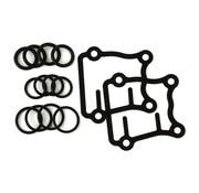 Harley Engine pushrod seal kit; voor 99-16 Twin Cam