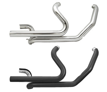 S&S Power Tune exhaust Power Tune Header Fits:> all 1995 - 2008 FLH and FLT series Touring FLH/FLT