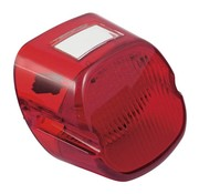 taillight LED lens red top tag window 2003-up HD