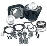 S&S Engine Sportster XL 883 Engine upgrade Kits 2000-2016 Sportster XL 883 to1200 kit