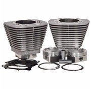 "TC-Choppers engine upgrade 85"" Kit; for 84-99 EVO BIG TWIN (3,563"" Bore Cylinders ; 10,5:1 Forged Piston)"