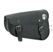Texas leather Sport Eco-Line Seitentaschen Schwarz oder Braun - glatt